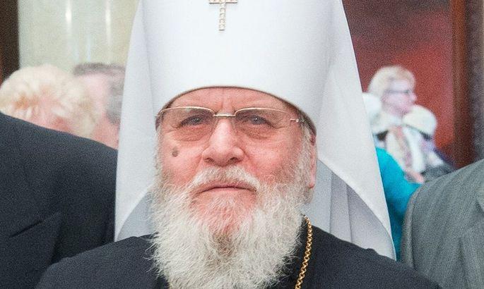 Скончался предстоятель Эстонской православной церкви Московского патриархата