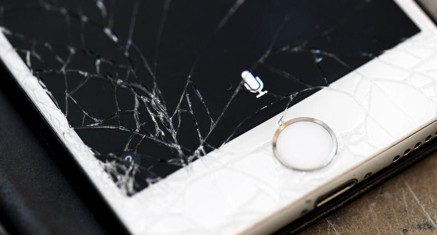 IPhoneX непрошел проверку напрочность