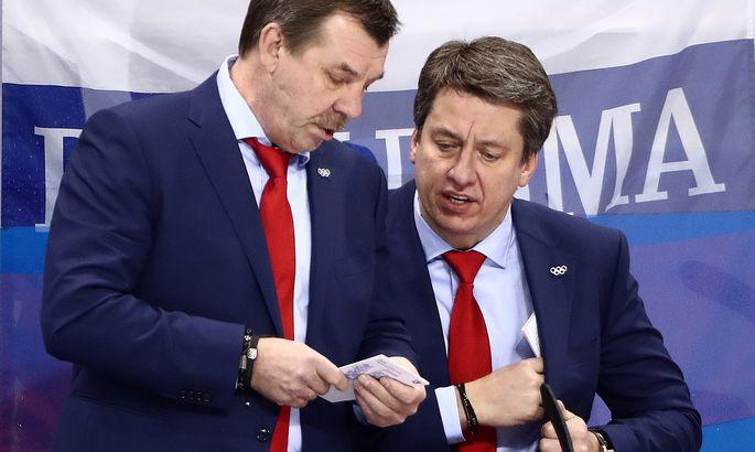 Сборная Чехии похоккею запретила русским корреспондентам снимать свою тренировку