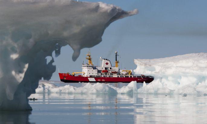 Великобритания намерена наращивать военное присутствие вАрктике для противостоянияРФ