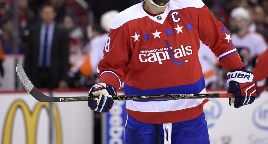Овечкин первым вистории НХЛ стал лучшим снайпером команды 12 сезонов подряд