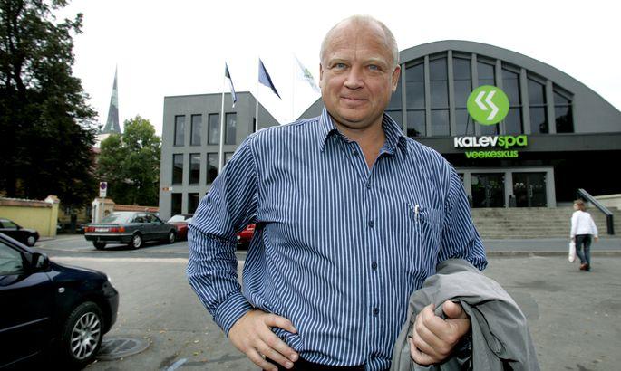 Скончался Олимпийский чемпион Майт Рийсман