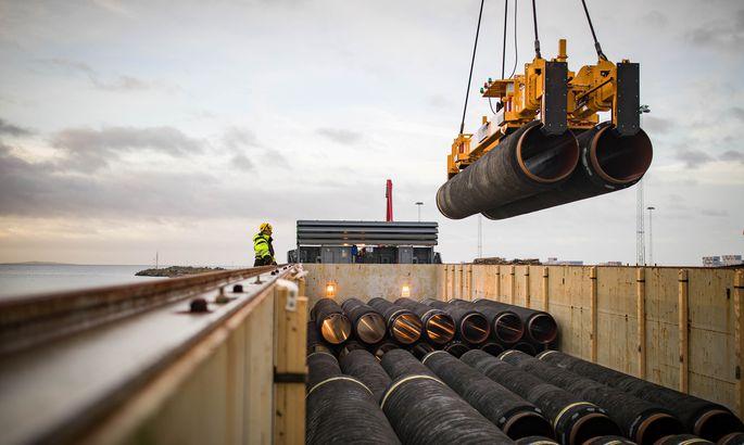 Российская Федерация сумеет построить «Северный поток-2» вслучае отказа партнеров