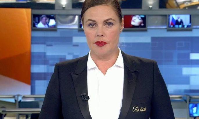 Выдворенная изПервого канала Андреева покинула РФ