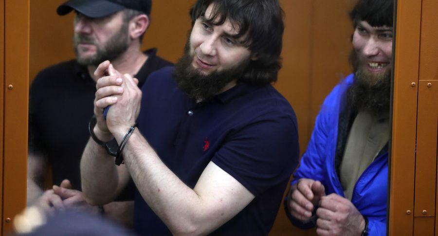 Кадыров отреагировал на вердикт осужденным заубийство Немцова