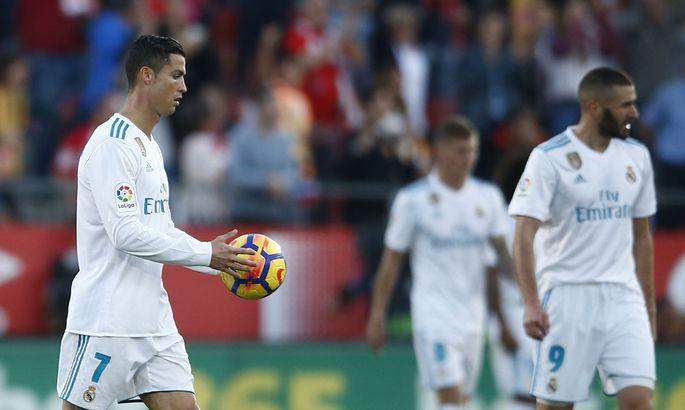 «Реал» позволил агенту Роналду вести переговоры с иными клубами