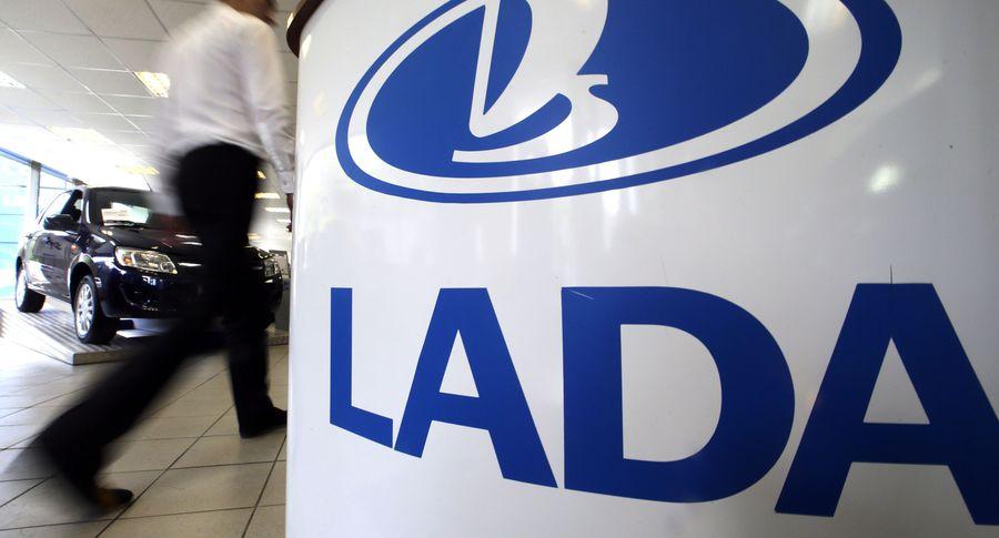 ВоФранции отыскали заброшенный дилерский центр савтомобилями Лада