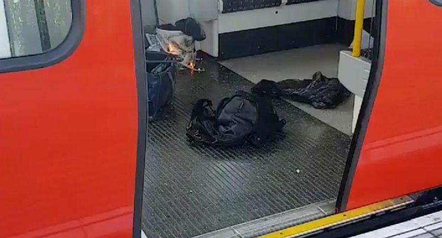 Задержали вооруженного мужчину полицейские влондонском метро