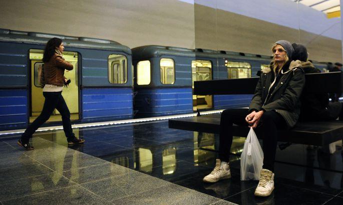 Настанции московского метро «Полянка» погибла девушка