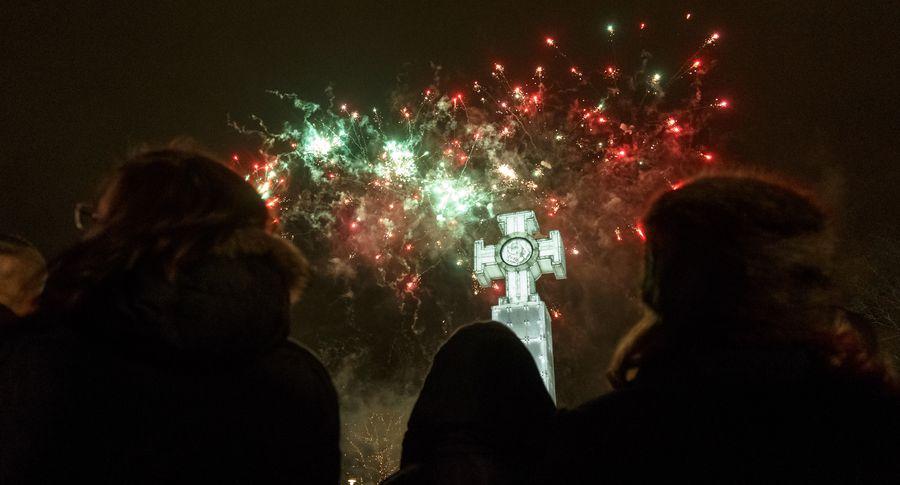 Показалось нехорошим предзнаменованием: Эстония впервый раз встретила Новый год без гимна