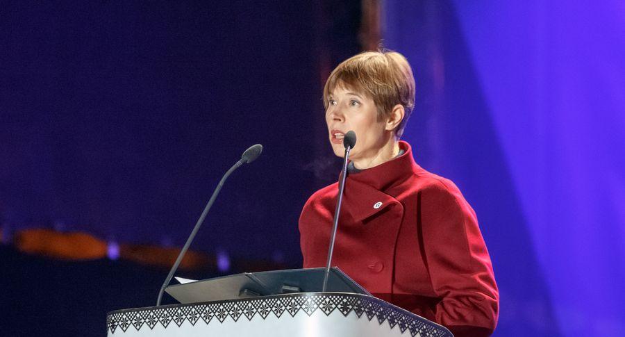 Плохое предзнаменование? Новый год начался для Эстонии без гимна
