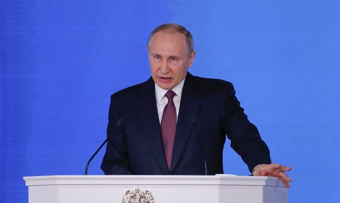 РФ непоощряет вмешательство ввыборы в остальных государствах — Путин