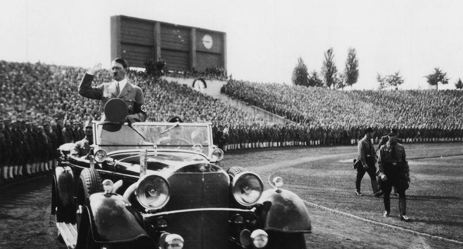 Торжественный лимузин Адольфа Гитлера продадут нааукционе