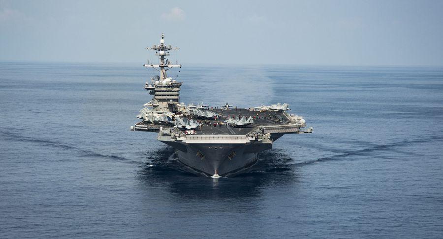 США иЯпония начали общие учения вблизи Корейского полуострова
