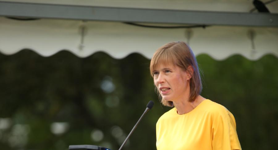 Президент Эстонии: Над страной нависла угроза самооккупации