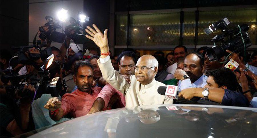 Президентом Индии впервый раз будет неприкасаемый