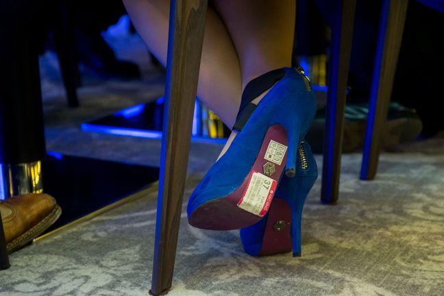 Reformierakonna pidu hotellis Palace. Luisa, sul on uued kingad!