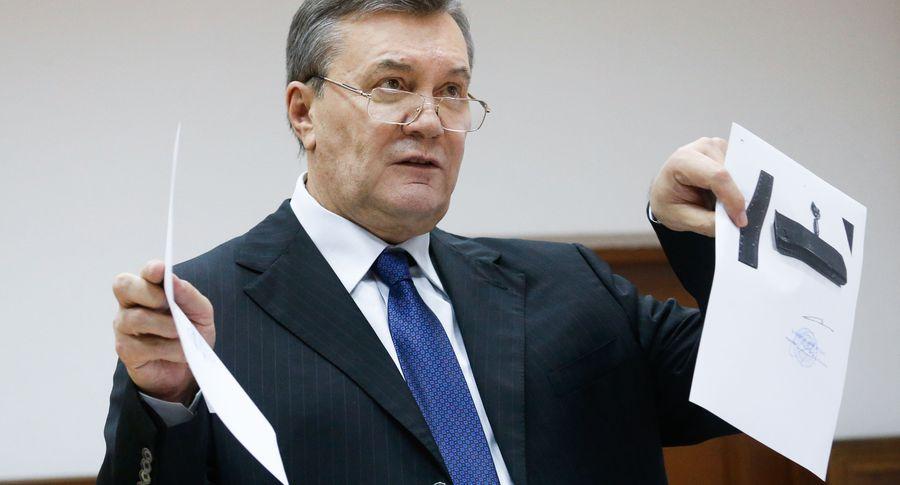 Вделе Януковича открылись новые обстоятельства