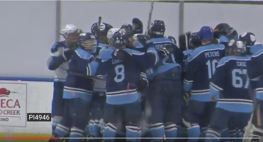 ВСША наблаготворительном матче хоккеисты установили новый рекорд