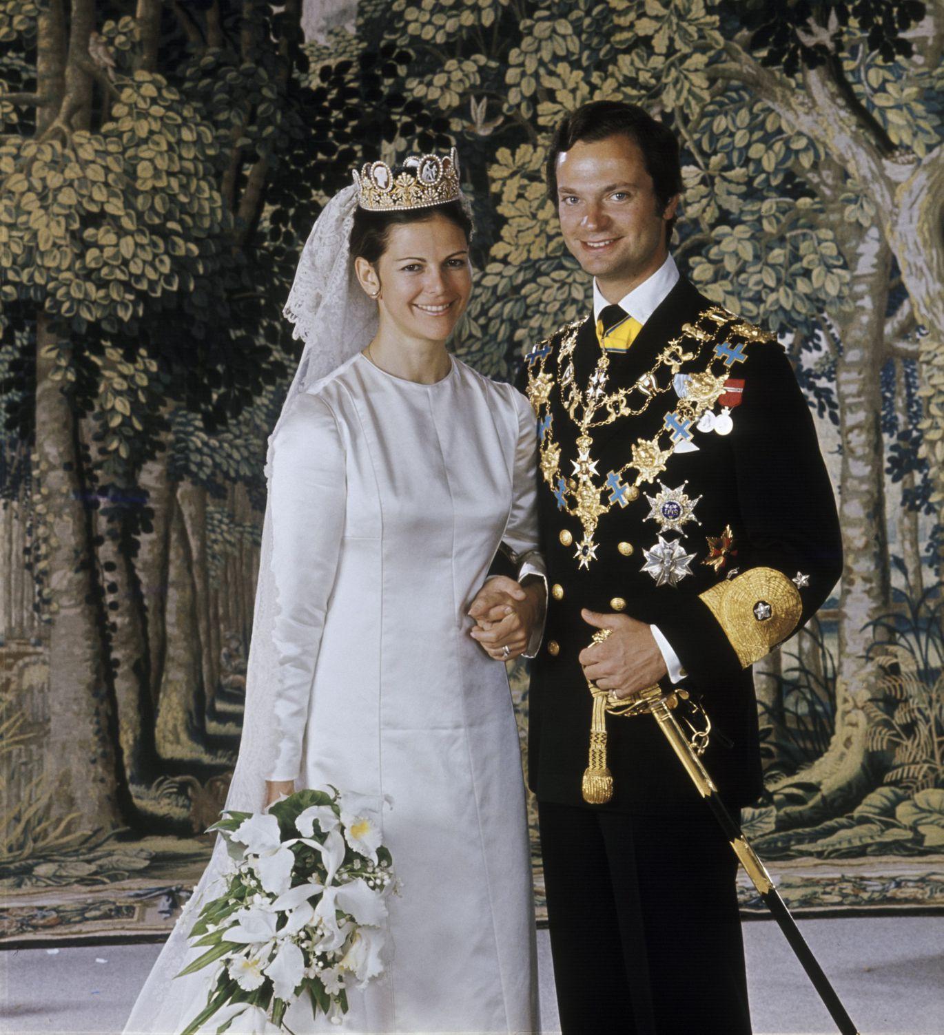 Официальные фото со свадьбы принцессы Мадлен и. - Сплетник 84