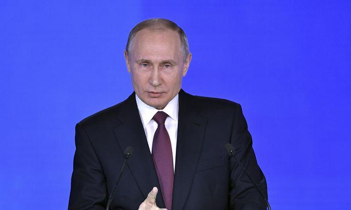 Путин поведал североамериканским СМИ оновейших системах стратегического оружия Российской Федерации