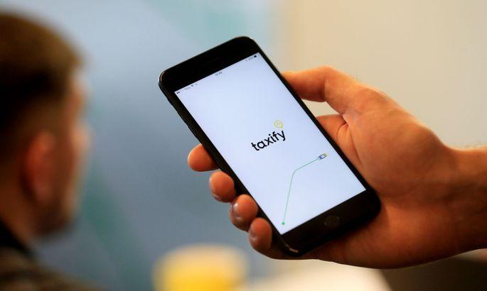 Сервис «Яндекс.Такси» может заработать вЭстонии смая