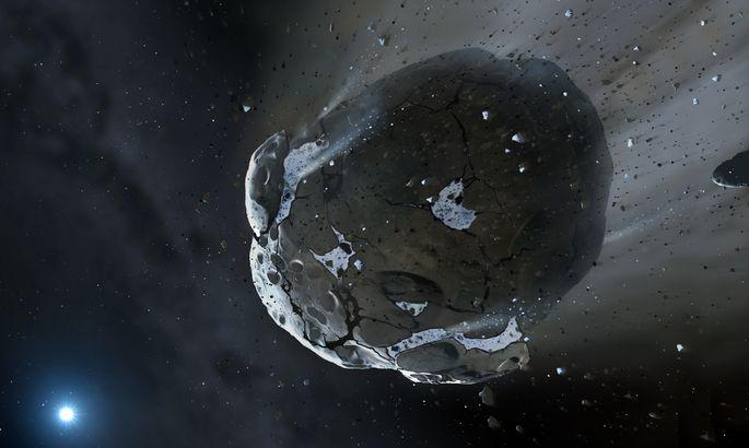 Японский «Сапсан» долетел в глубочайшем космосе доастероида