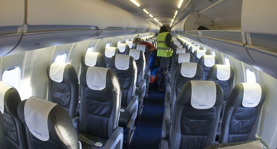 Медработники предупредили обопасности сна наборту самолета