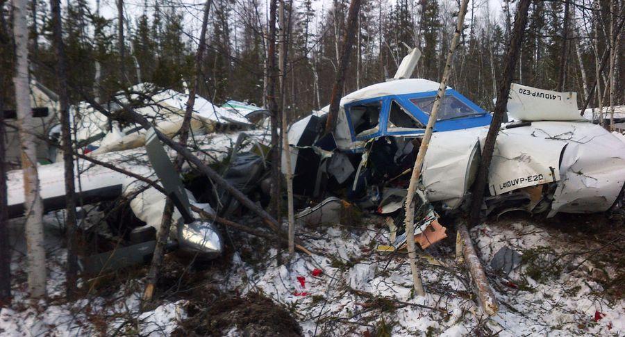 Пилоты разбившегося уНелькана самолета сделали «все возможное втой ситуации»— Шпорт