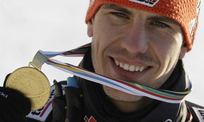 Германский биатлонист: оправдание олимпийцев изРФ— плевок влицо «чистым» спортсменам