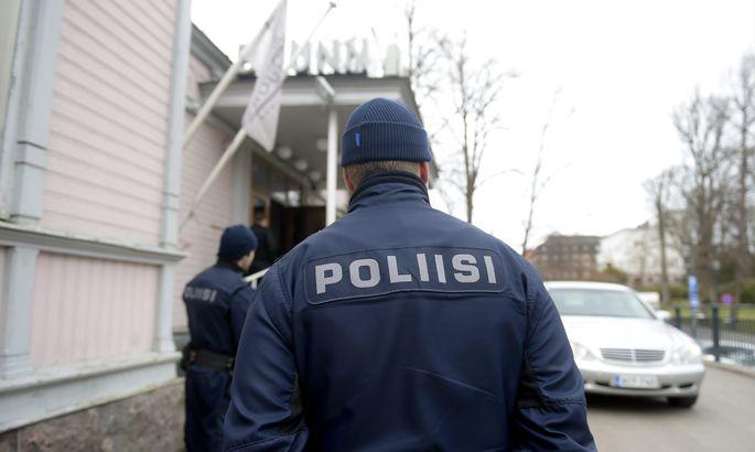 Горячий финский парень несмог исчезнуть отполицейских ибыл убит