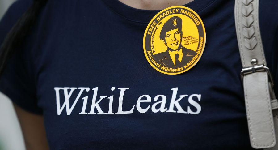 Сайт WikiLeaks поведал ослежке зароссиянами