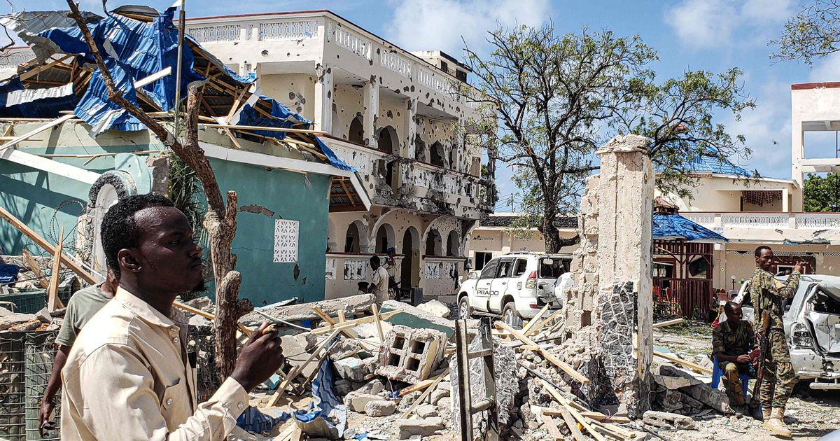Somaalia lõunaosas ründasid islamistid sõjaväebaasi
