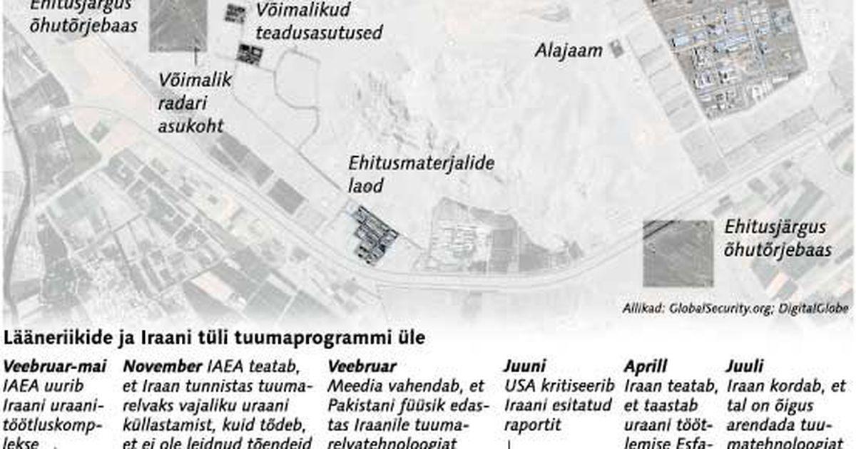 ba5c093d928 Kümneid aastaid tulitanud Iraani kriis ootab Lääne järeleandmisi - Arhiiv -  Postimees: Värsked uudised Eestist ja välismaalt