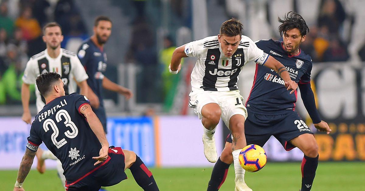 Täna otsepilt: kas hooaja suurima võidu saanud Klavanita Cagliari suudab Ronaldota Juventust üllatada?