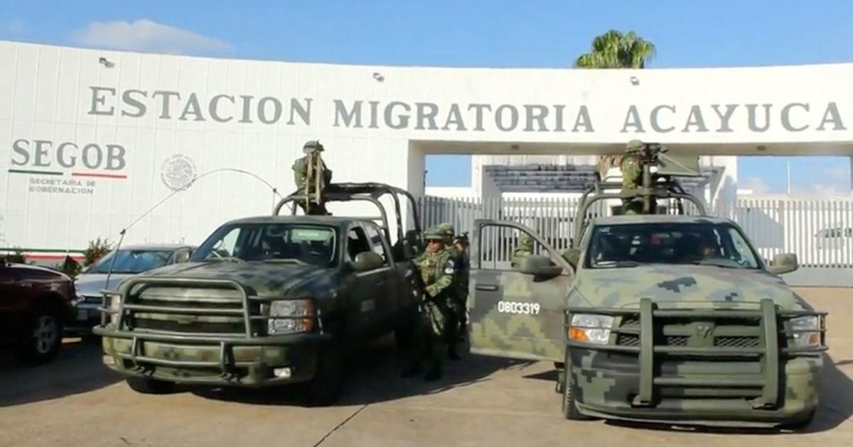 Mehhikos peeti kinni pea 800 migranti