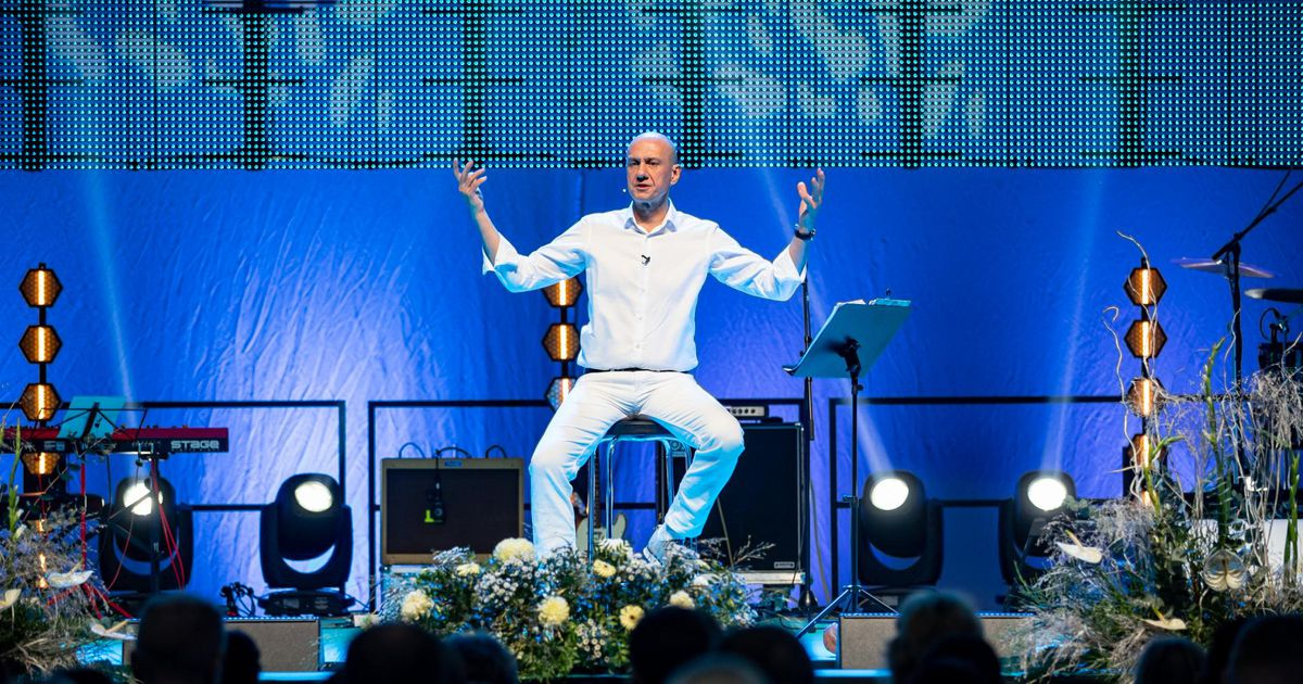 Peep Vain tuli suurele lavale tagasi. Ja rekordiga!