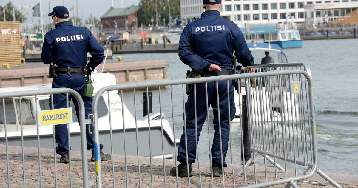 Soome politsei teostas suure operatsiooni Tamperes