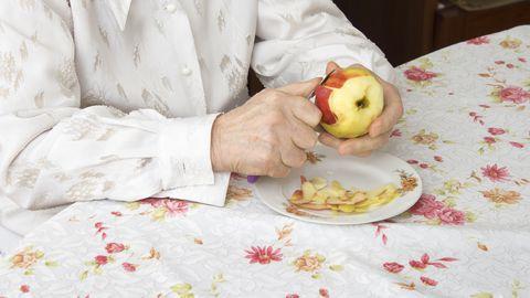 Kodumaise õuna koores sisalduv aitab eemal hoida vähki.