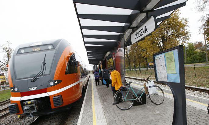 143a6344cfe Uus diiselrong jõudis Tartusse. FOTO: Risto Mets / Tartu Postimees.  Riigikogu tahab lubada vedajaga otselepinguid.