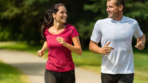 Toitumine aitab paremini joosta.