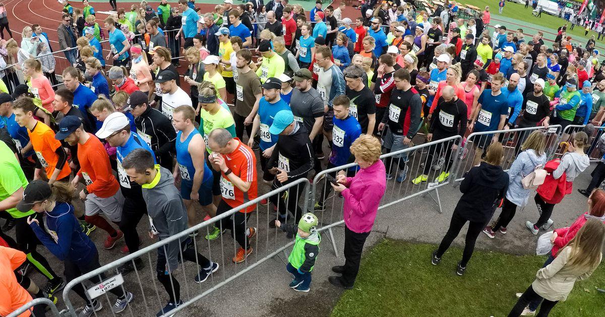 Ümber Viljandi järve jooks, 90. kevadine äratus jooksuhuvilistele