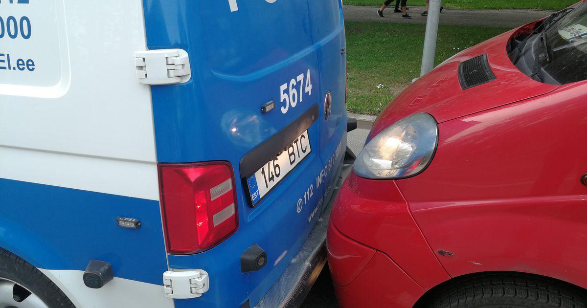 Kinnipidamisvideo: Paides hullumeelse tagaajamise korraldanud autojuht murti maha