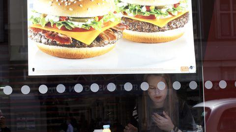 McDonald'si restoran.