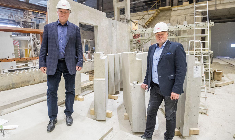 Soome ja Läti äri müünud TMB Element plaanib Tartu tehast arendada: