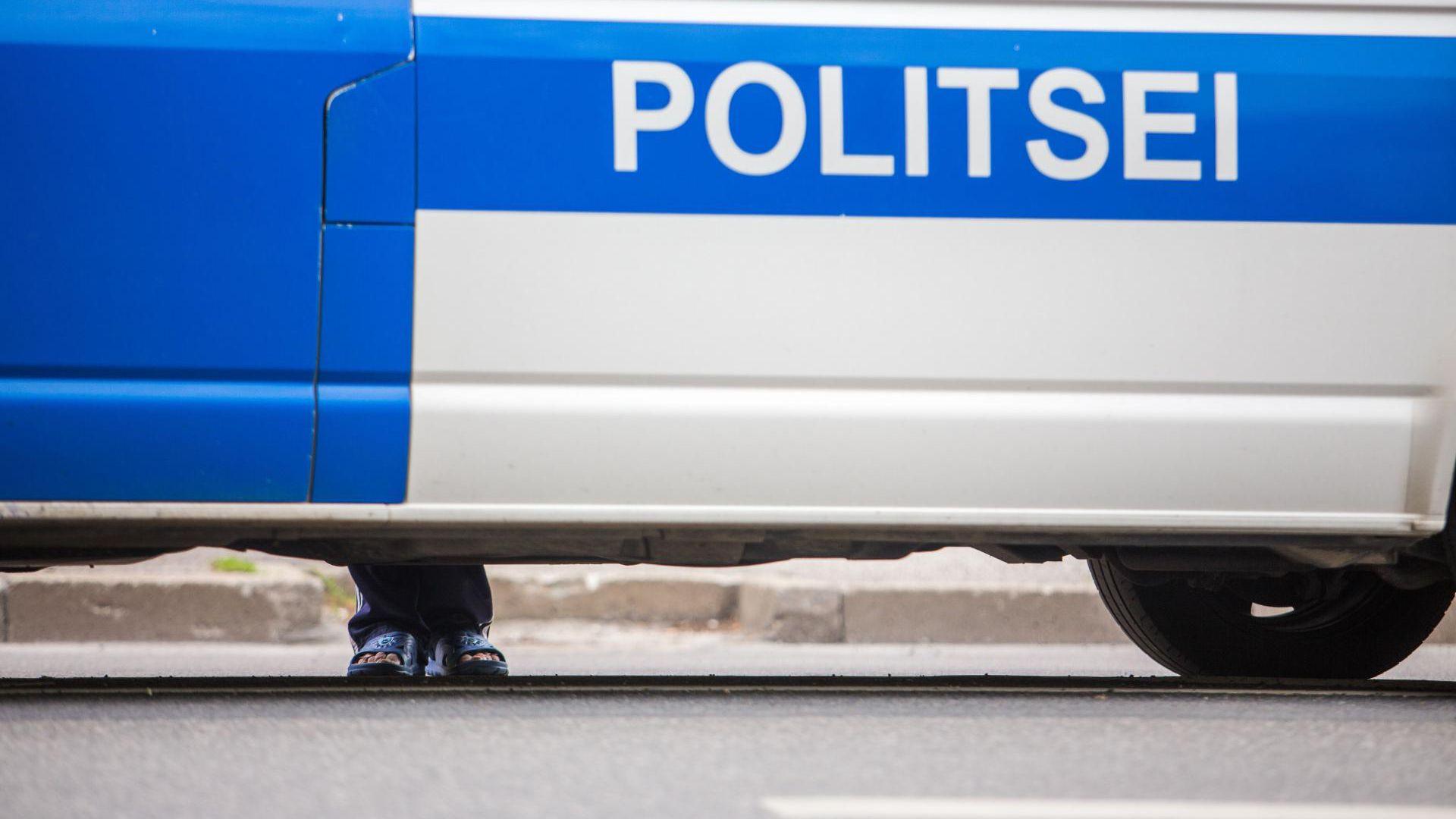 Lihulas sai kahe auto kokkupõrkes viga eakas kaassõitja