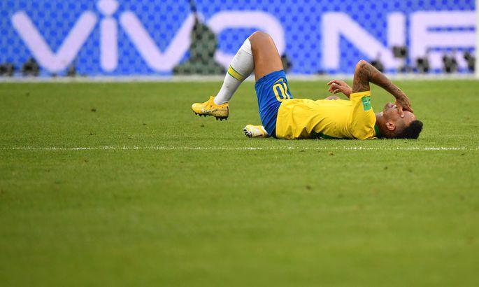 8e7ae5df15d Neymar teesklemisest: ma ei saa seda kontrollida - Uudised - MM 2018 ...