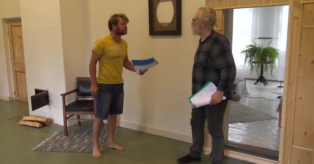 VIDEOLUGU: Roosikul taaselustub Juhan Jaik koos oma tontidega
