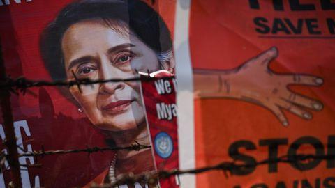 USA mõistis hukka Myanmari tagandatud juhile esitatud uue süüdistuse