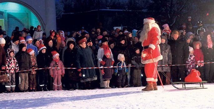 6a35b935027 Elukutseline jõulutaat pole kaugeltki kõigile kättesaadav. | FOTO: Ants  Liigus